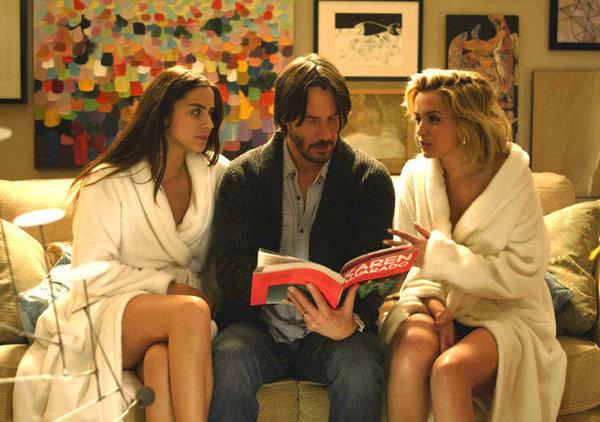 """Knock knock: seducción fatal"""": una película made in Chile - Parlante.cl"""