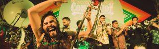 Reseña Fotográfica: Banda Conmoción hizo bailar al Bar El Clan