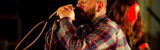 Ana Tijoux y Como Asesinar a Felipes en Sesiones Claro Música 360: Noche de rimas y música