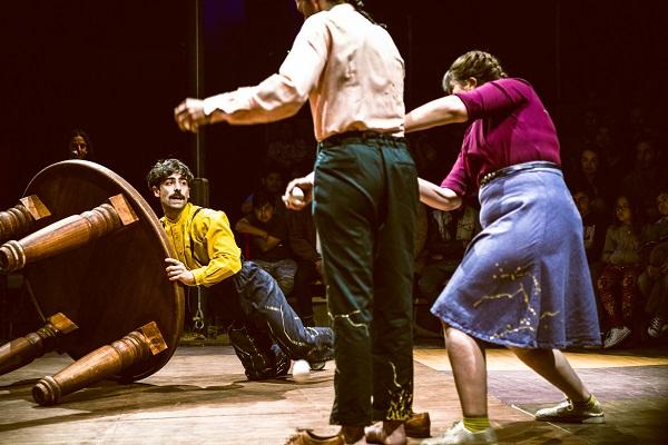 Especulaciones Sobre Lo Humano Circo Música Danza Y