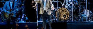 Reseña Fotográfica: Rod Stewart se presentó en Movistar Arena