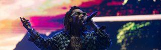 Wiz Khalifa en Lollapalooza Chile 2018: Una fiesta para gente sin prejuicios