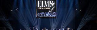 Tributo Sinfónico a Elvis Presley en Movistar Arena: Una leyenda más viva que nunca